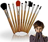 SALE Price and FREE Foundation Brush with Make-up Brushes By Selfie Style - Create Those Unforgettable