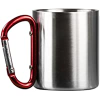Life Gear Stainless Steel Double Walled Mug with...