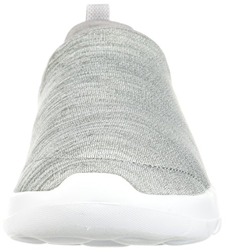 pay with visa cheap price Skechers Women's Go Walk Joy-15611 Wide Sneaker Gray/White outlet 2014 Sl99Jj8bE