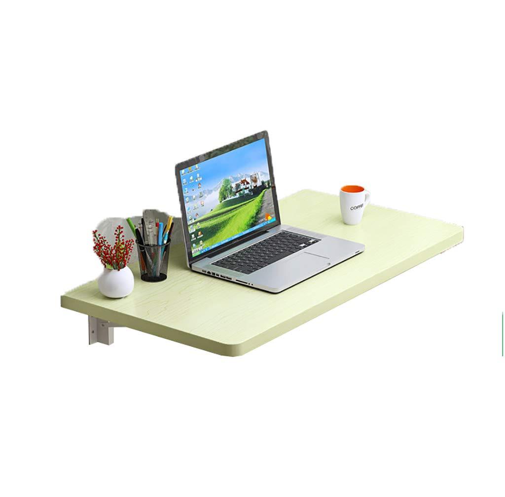ZCJB Mesa de Pared de Arce Blanco Protección del Medio Ambiente Mesa Plegable Mesa de Comedor Mesa de Pared Colgante Escritorio de computadora para Espacios pequeños (Tamaño : 70x40cm)