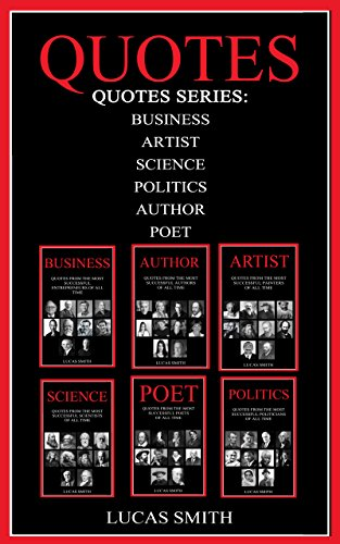 QUOTES BUSINESS ARTIST POLITICS SCIENCE ebook product image