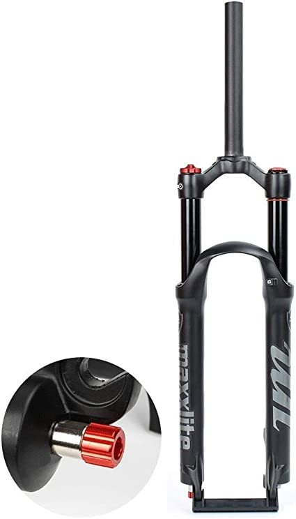26/'/' MTB Front Forks Air Suspension Forks for Mountain Biking Downhill Cycling