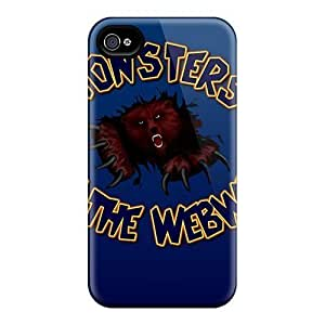 Fashion Tpu Case For iPhone 6 4.7- Chicago Bears Defender Case Cover