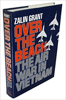 Book Over the Beach: The Air War in Vietnam