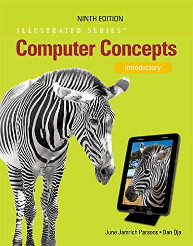 Computer Concepts: Illustrated Introductory by Brand: Cengage Learning