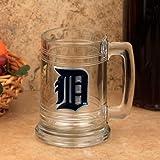 MLB Detroit Tigers Tankard, One Size, Black