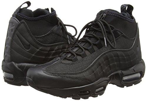 Sportive Black Air Sneakerboot Scarpe Max nero Uomo Nero 95 Nike XwgSRfnqg
