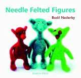 Needle Felted Figures, Bodil Nederby, 1844483983