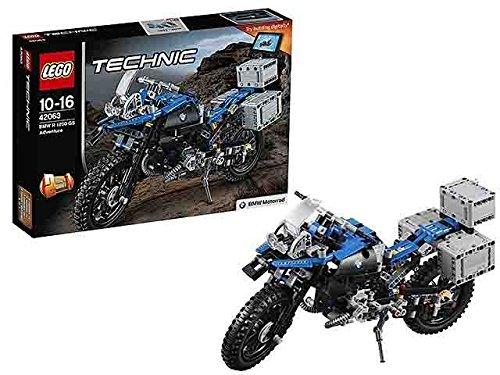 LEGO Technic BMW R 1200 GS Spiel Spielzeug Geschenk   AG17