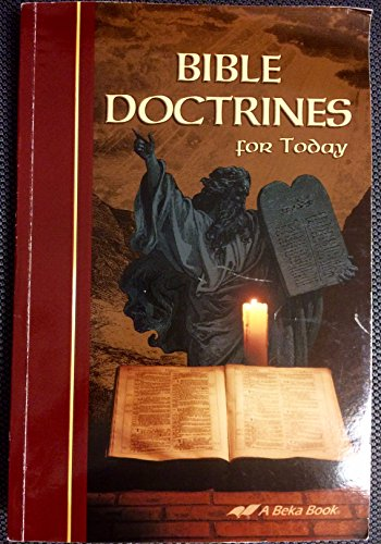 Top 3 best bible doctrine for today