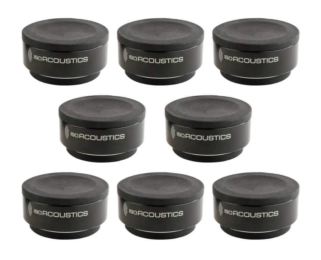 IsoAcoustics ISO-PUCK 8-Pack