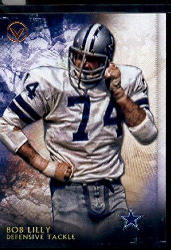 (2015 Topps Valor #77 Bob Lilly Football Card)