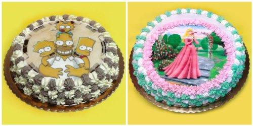 Tortenaufleger Tortenfoto Aufleger Foto Bild Mangas rund ca. 20 cm (5) *NEU*OVP*