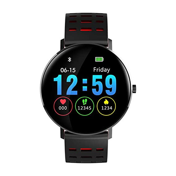 Amazon com: HAHAP 2019 version L6 Smart Watch Color Touch
