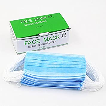 Boxes Disposable Face Surgical Mask Three Wholesale Buy Bighub 2