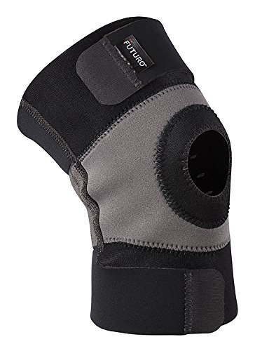 3d6b3df00e Futuro Sport Moisture Control Knee Support, Large - Import It All