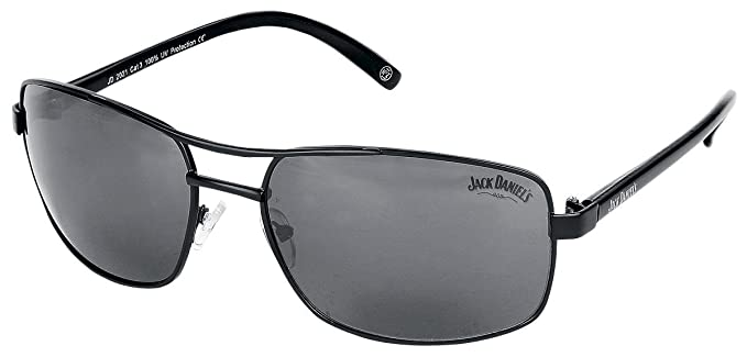 Jack Daniel's Fire Sonnenbrille schwarz VIU3hSi