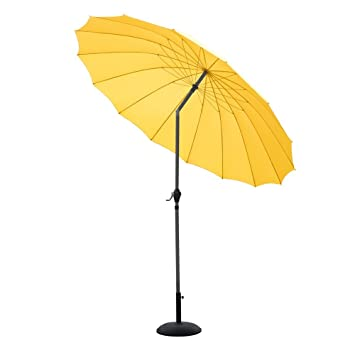 parasol yellow