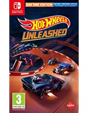 Hot Wheels Unleashed (Day One Edition) (Nintendo Switch)