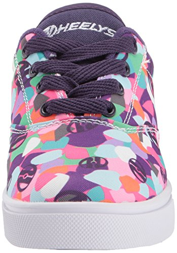 Launch Grape Heelys Kids' Multi Sneaker RqSU6w