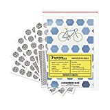 ReflecToes Reflective Stickers - Peel and Stick Decals for Hard Surfaces