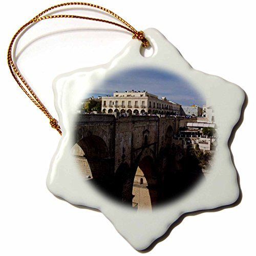 Danita Delimont Bridges Spain, Ronda, Town with Puente