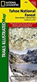 Search : Tahoe National Forest East [Sierra Buttes, Donner Pass] (National Geographic Trails Illustrated Map)
