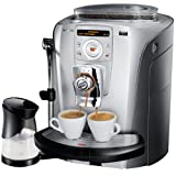 Saeco S-TRP-ST Talea Ring Plus Super Automatic Espresso Machine