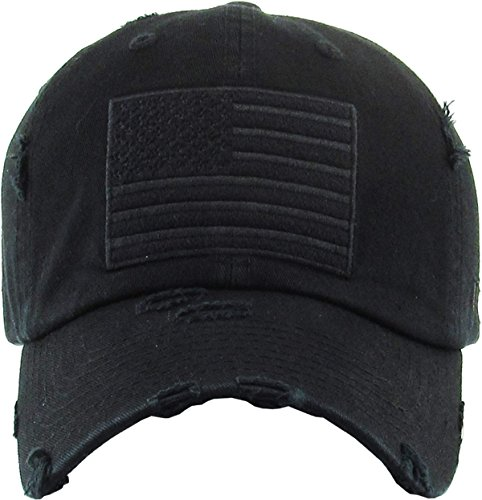KBETHOS Tactical Operator Collection With USA Flag Patch US Army Military  Cap Fashion Trucker Twill Mesh f3e8383cfac