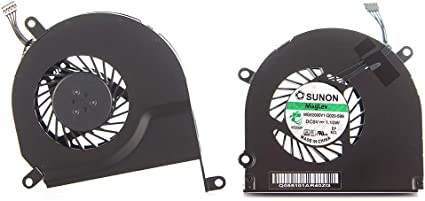 "661-4951,661-4952, For /"" Left Laptop Replacement Parts Right CPU Cooling Fan"