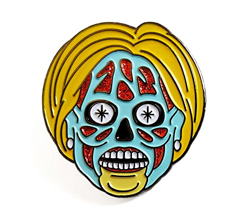 Pinsanity Female Alien Zombie Politician product image