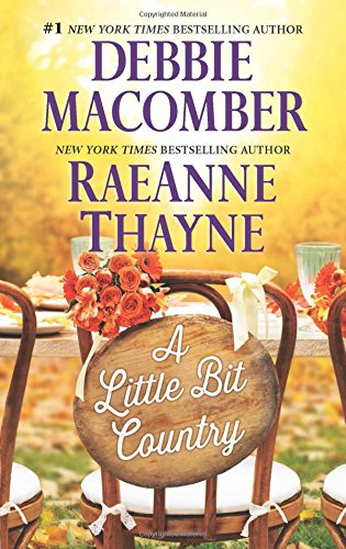 book cover of A Little Bit Country