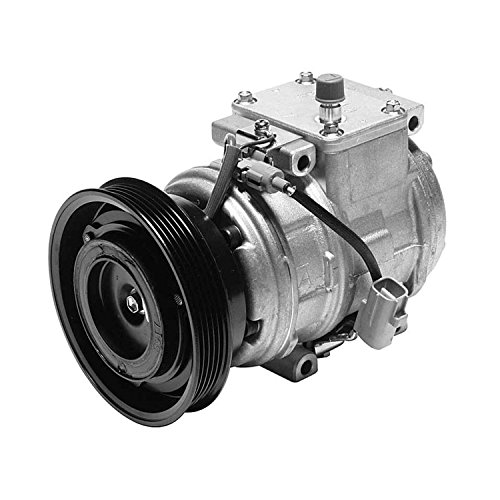 - Denso 4711217 New Compressor with Clutch