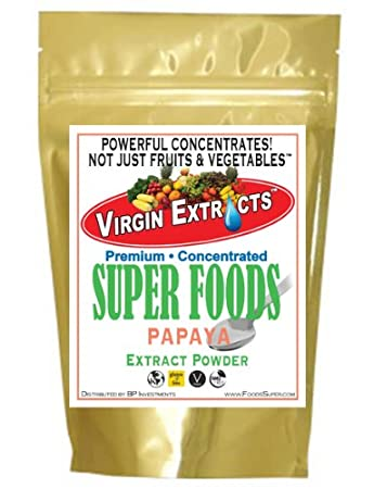 Virgin Extractos (TM) Pure Premium – Raw liofiliza Extracto ...