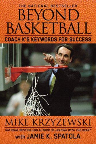 Read Online Beyond Basketball: Coach K's Keywords for Success pdf epub