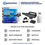 ProtaClean: Cordless Misting Electrostatic Sprayer