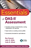Essentials of DAS-II Assessment + CD