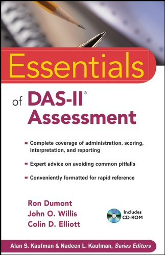 Essentials of DAS-II Assessment