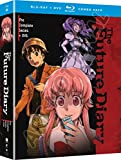 Future Diary: The Complete Series + OVA (Blu-ray/DVD Combo)