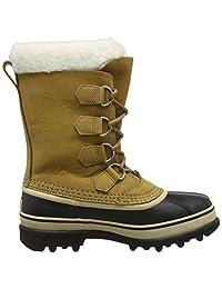 Sorel Women's 1964 Pac 2 Waterproof Boots-Buff/Black-12