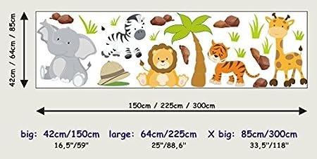 De animales de la selva tigre León de animales de la selva ...