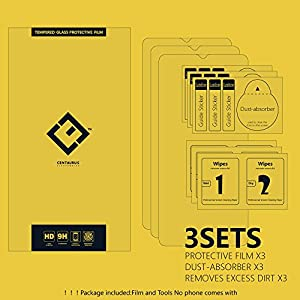 Galaxy Tab Active 2 8.0 Glass Screen Protector,(3 Pack) Anti-Fingerprint Ultra-Thin Clear 9H Hardness Shatter Proof Tempered Protective Film Replacement for Samsung Galaxy Tab Active 2 8.0 T395 T390 (Color: clear)