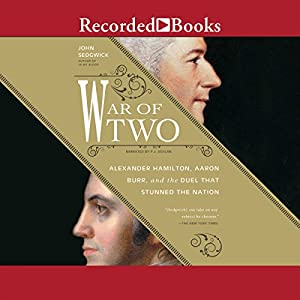 War of Two Audiobook