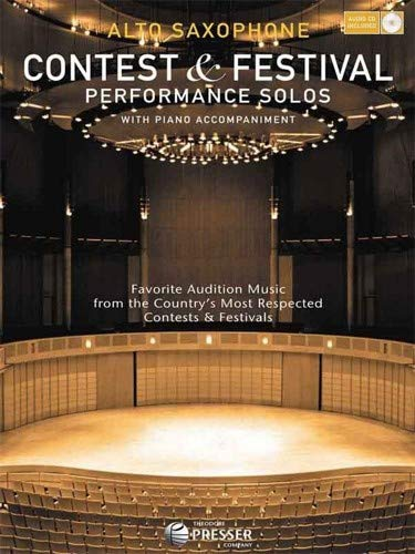 (Carl Fischer Contest And Festival Performance Solos)
