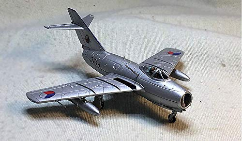 FloZ MiG-15BIS 1/72 diecast Plane Model Aircraft