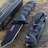Tac-Force Black TANTO BLADE Tactical Folding Pocket Knife New!!! Review