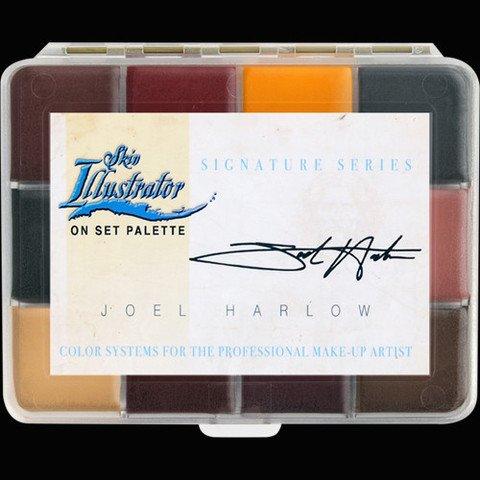 PPI Skin Illustrator On Set Signature Series Joel Harlow Makeup Palette (Series Ppi)