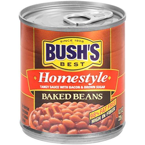 Bush's Best Homestyle Baked Beans, 8.3 oz (12 -