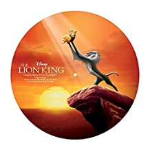Disney's The Lion King - Original Motion Picture Soundtrack [Picture Disc Vinyl LP]