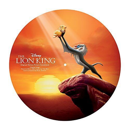 The Lion King [LP][Picture Disc] (Player Kings)